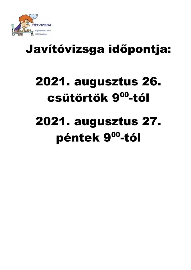 javitovizsga2021